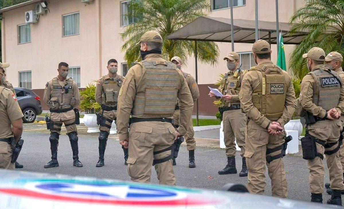Conselho de Segurança pede reforço de policiais militares para Balneário Camboriú