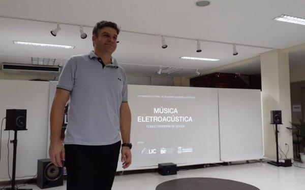 Música eletroacústica em usos comerciais encerra ciclo de palestras e concertos nesta quinta-feira