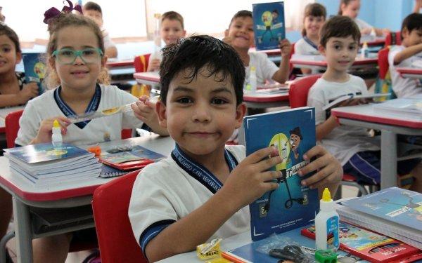 Rematrículas da educação infantil municipal iniciaram nesta sexta, Ensino Fundamental a partir do dia 3