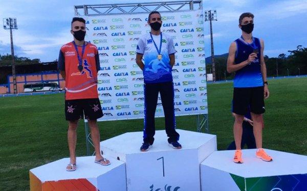 Balneário Camboriú conquista nove medalhas de ouro e um recorde no Estadual de Atletismo Sub 20