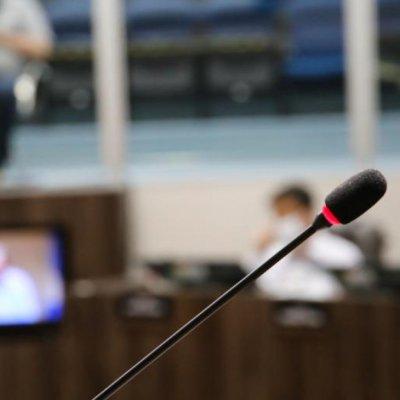 Dois pedidos de vista e um projeto adiado na sessão legislativa desta quarta-feira