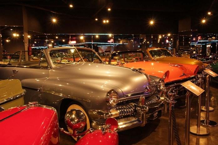 Classic Car Show: Museu do Automóvel com clássicos e raros