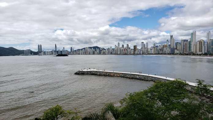 Molhe do Pontal Norte é o novo novo atrativo  na Barra Norte