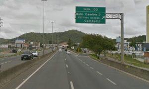 Acesso a Balneário Camboriú será bloqueado na noite desta segunda-feira