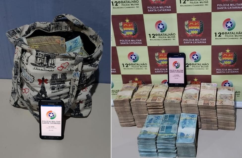 Polícia Militar frustra transação de meio milhão de reais em motel 2