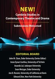 Cambria Press Contemporary Theatre and Drama Series