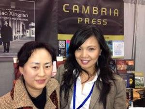 Cambria Press Toni Tan Liu Jianmei MLA