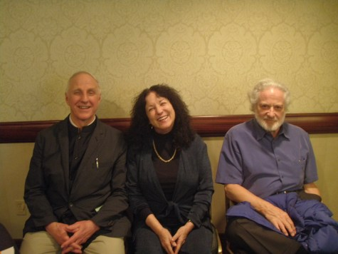 Cambria Press Sinophone World Series Reception: Surprise Guests Miriam Robbins Dexter and Greg Dexter!
