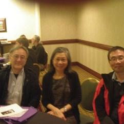 Cambria Press Sinophone World Series Reception: Haili Kong and Grace Fong