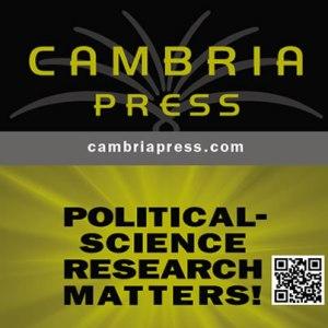 Cambria Press academic publisher political science APSA