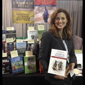 Cambria Press academic publisher Author Lara M Brown