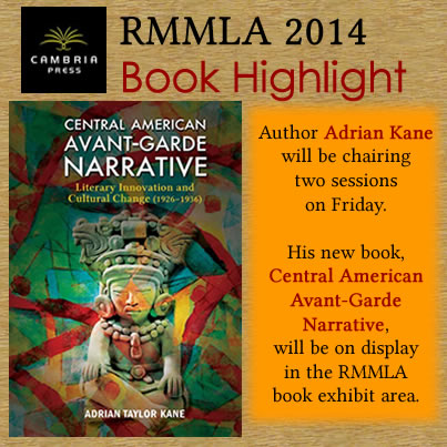 Central American Literature Cambria Press academic publisher Latin American