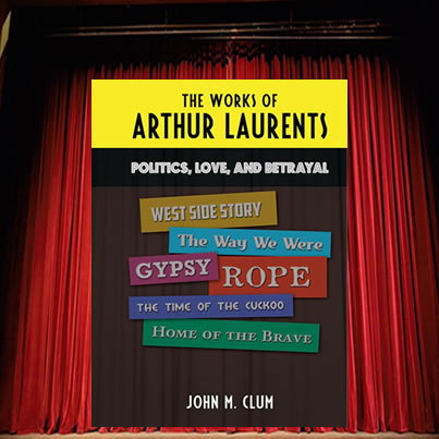 Arthur Laurents Cambria Press academic publisher