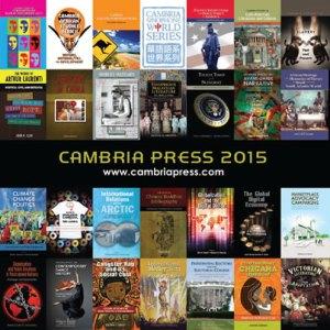 Cambria Press 2015 academic publisher
