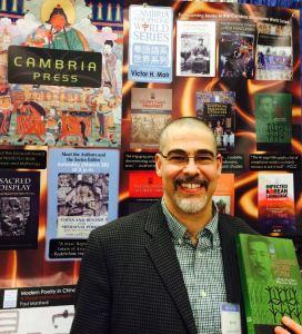 Cambria Press Nicholas Kaldis Suny Binghamton  Lu Xun Yecao Wild Grass Modern Chinese Literature and Culture MCLC