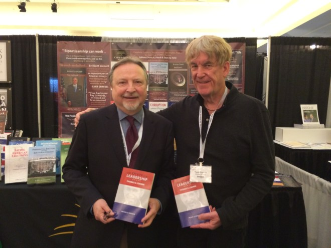 Cambria Press publication author Thomas Cronin Michael Genovese political science book