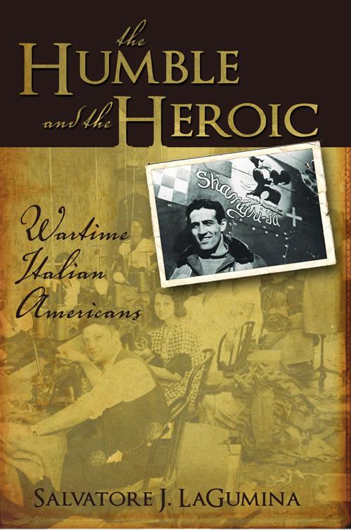 Cambria Press book publication review author Italian American