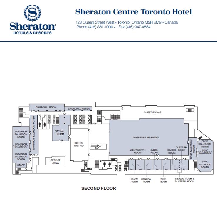 Sheraton Toronto Churchill Room