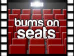 Bums on Seats (Forgives, 2 Guns & Lone Ranger)