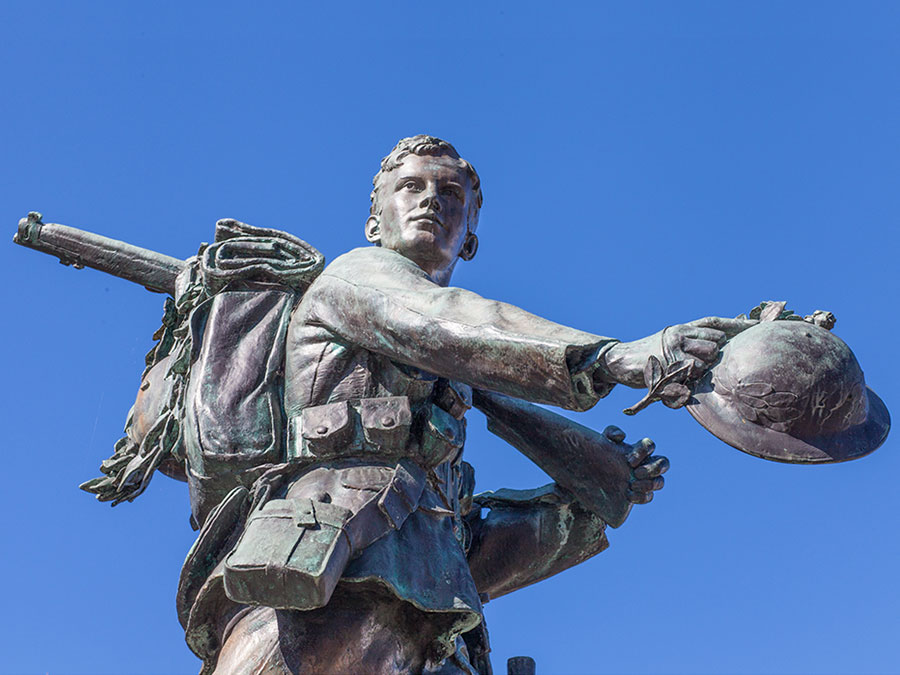 Cambridge War Memorial