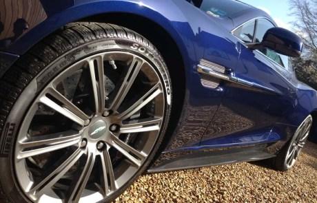 Aston Martin Cambridge