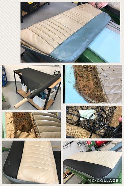 Upholstery & Conolising Combined