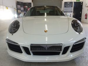 Porsche Cambridge