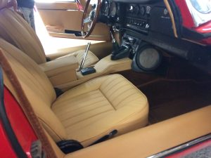 Jaguar E-type Series 2 FHC Interior Kit