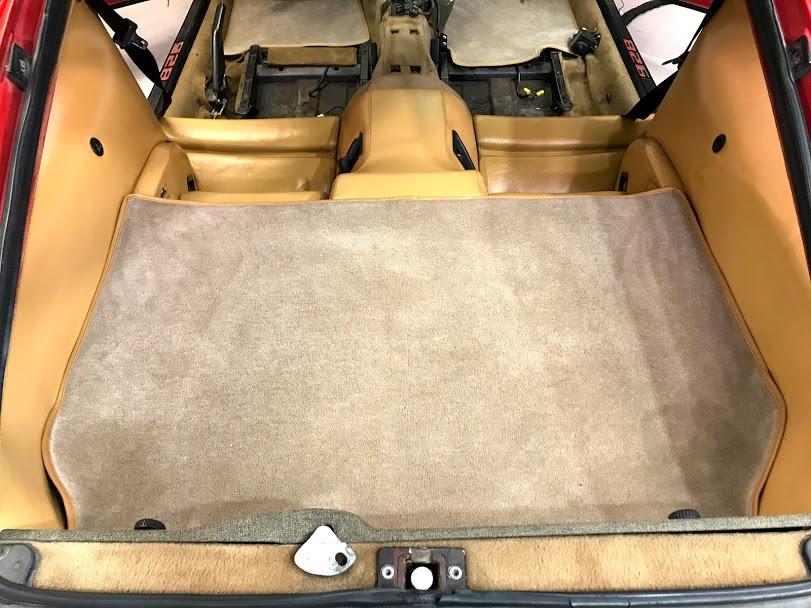 Porsche 928 Interior Restoration - Cambridge Concours