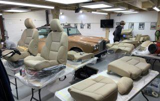 Classic Car Restoration Bishops Stortford