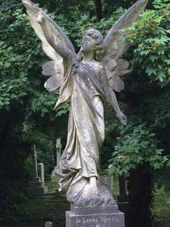 My favorite Highgate angel