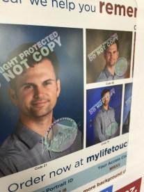 Mr. Stemler got his photo order on Thursday. Did you?