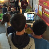 MysteryNumberSkype in Ms. Vogstad's class