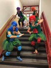 Ninja Turtles (AKA Staff)