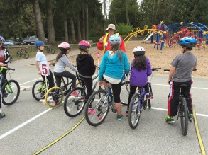 HUB cycling safety lessons
