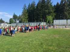 Another successful fire drill.