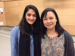 Look who was TOC at Cambridge...Mrs. Gray's former student, Ms. Chahal!