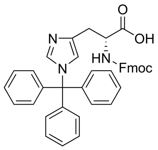 Fmoc-D-His(Trt)-OH