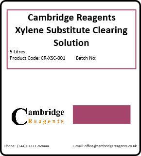 Xylene substitute histology