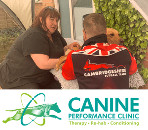 Canine Performance Clinic (Emma Overend)