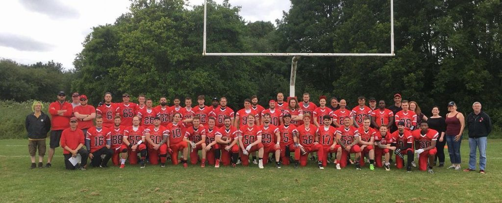 Cambridgeshire Cats American Football Club – Site Relaunch
