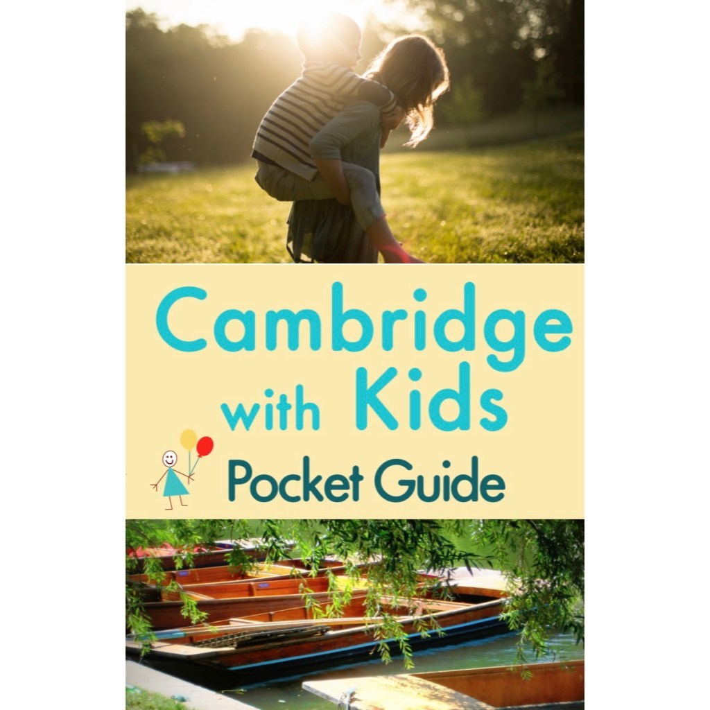 Cambridge with Kids book
