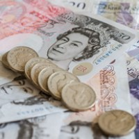 Three for a quid: talking about money