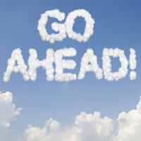 Go ahead! (Phrasal verbs with 'go')