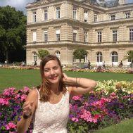 Elissa in Paris
