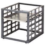 Camshelving Ultimate Sheet Pan Rack For Single Shelf Cambro