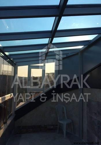 sabit cam cati 1 210x300 - Sabit Cam Çatı