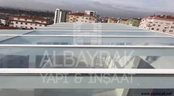 sabit cam cati 3 300x165 - Sabit Cam Çatı