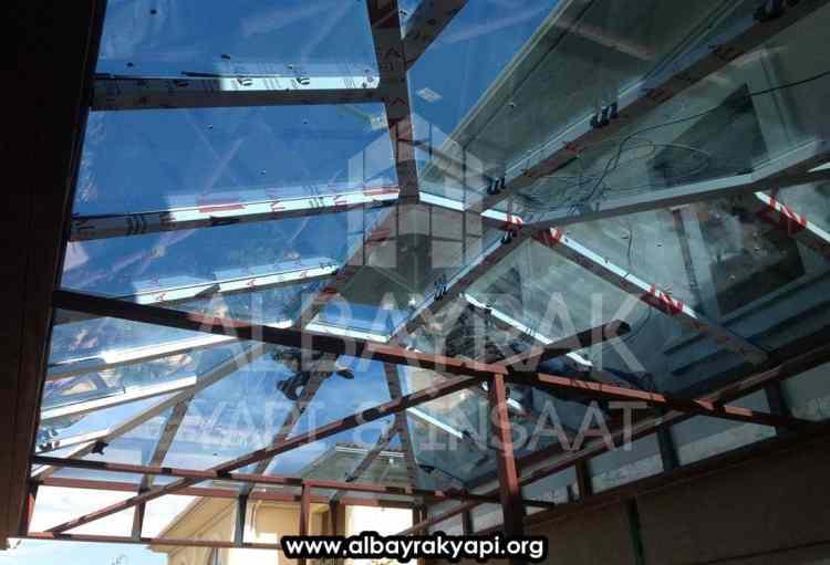cam cati sistemleri 3 - Cam Çatı Sistemleri