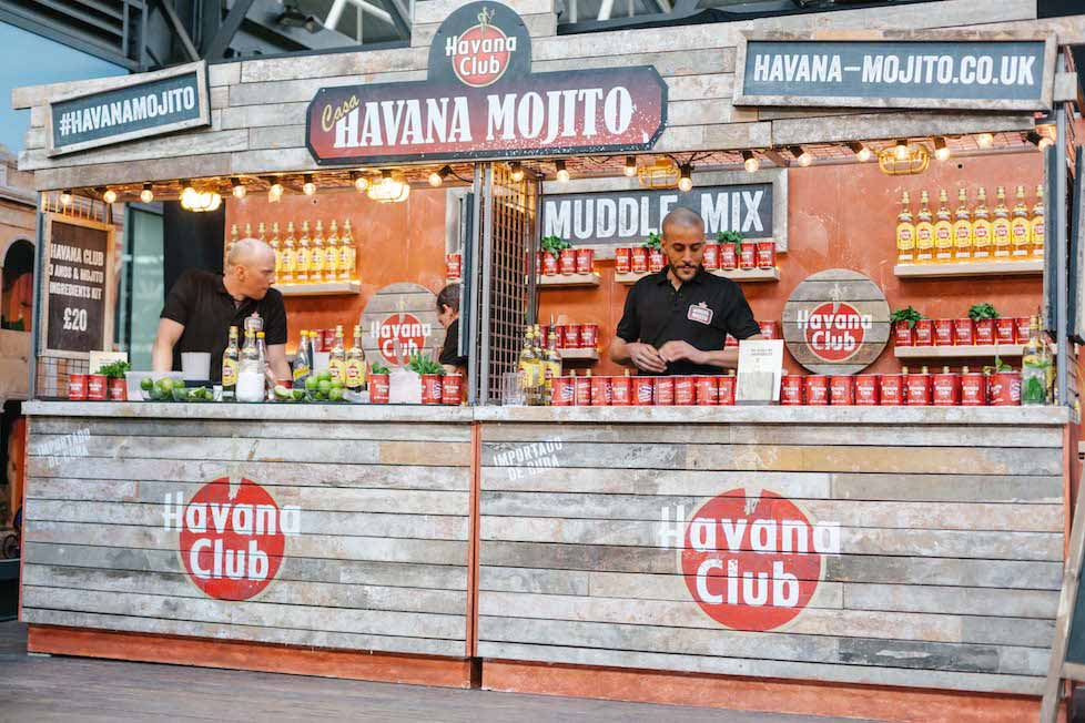 From Cuba to Camden: Havana Mojito stall pops-up at market